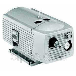 Becker Vt 4 16 1 Ph 230v Oil Less Rotary Vane Vacuum Pump