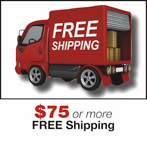 Free Shipping on Mann Filter Orders of $75 or More