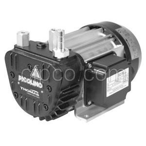 Thomas Dte6 25170212 Oil Less Rotary Vane Compressor Dte 6
